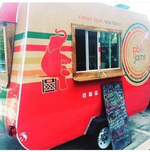 PB&Jams Food Truck