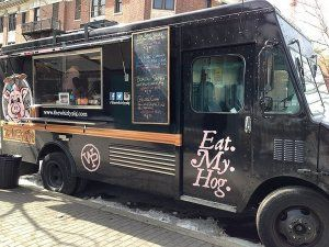 The Whirly Pig Food Truck