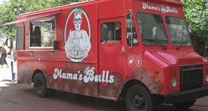 Mama's Meatballs Food Truck